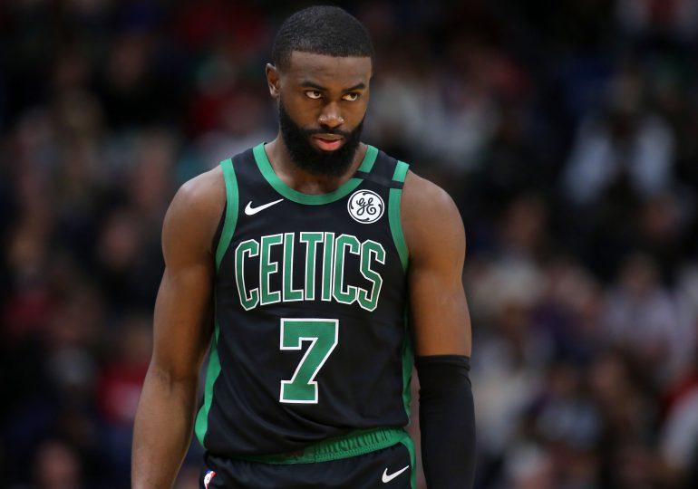 Los Celtics pierden a Jaylen Brown por lesión para el resto de temporada