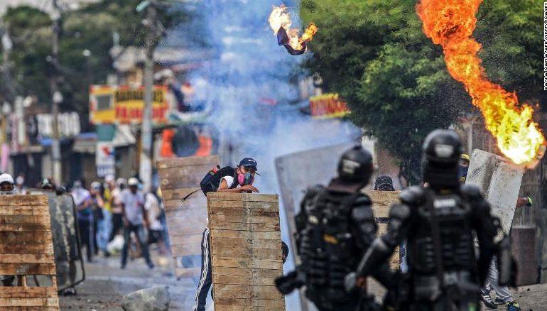 Duque ordena militarización de Cali, tercera ciudad de Colombia, ante protestas sangrientas