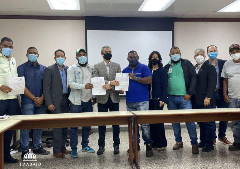Solucionan conflicto entre Falcondo y Trabajadores, informa Ministerio de Trabajo