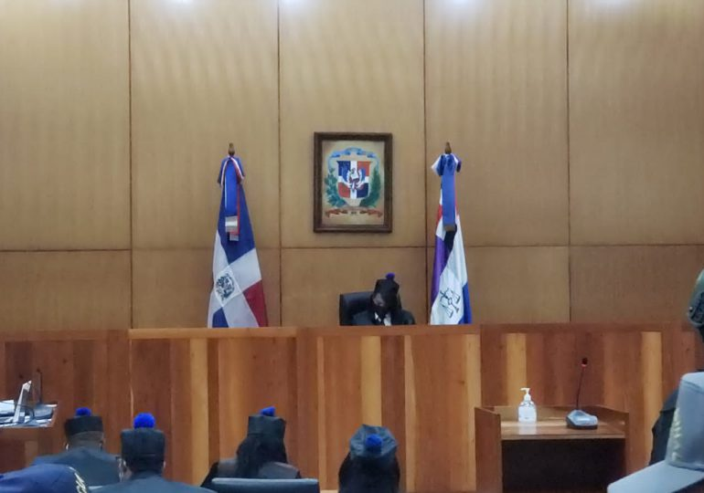 Jueza Kenya Romero ratificada para conocer audiencia caso Coral