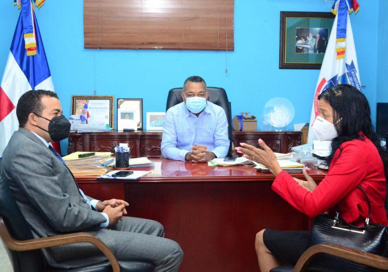 Gestionan una unidad de atención a víctimas de violencia de género, intrafamiliar y delitos sexuales en Boca Chica