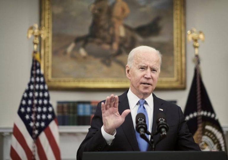 Biden publica su declaración fiscal, retomando una tradición incumplida por Trump