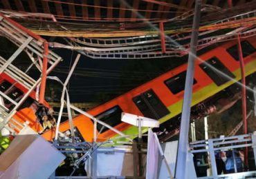 Accidente en metro de Ciudad de México deja unos 20 muertos y 70 heridos