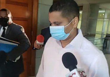 VIDEO | El asistente del coronel Rafael Núñez del caso Coral se entrega a la justicia