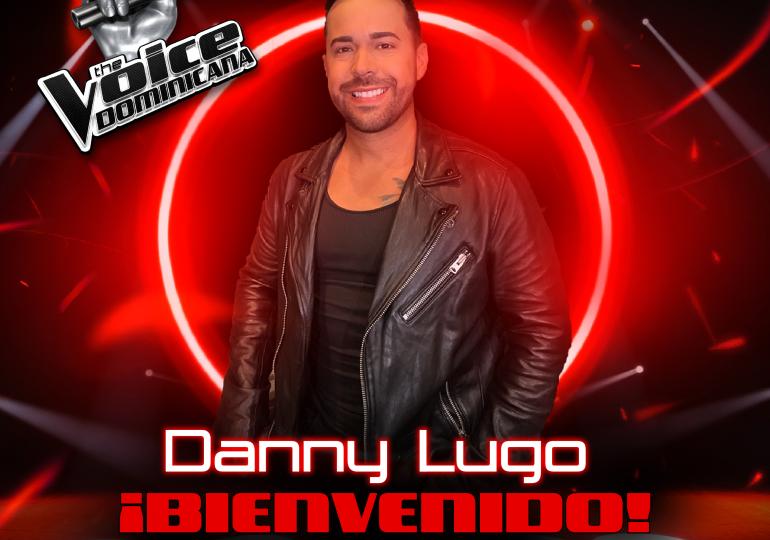 Danny Lugo será el coreógrafo de The Voice Dominicana