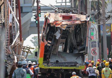 Indemnización de USD 32.500 a deudos de muertos en accidente de metro de México