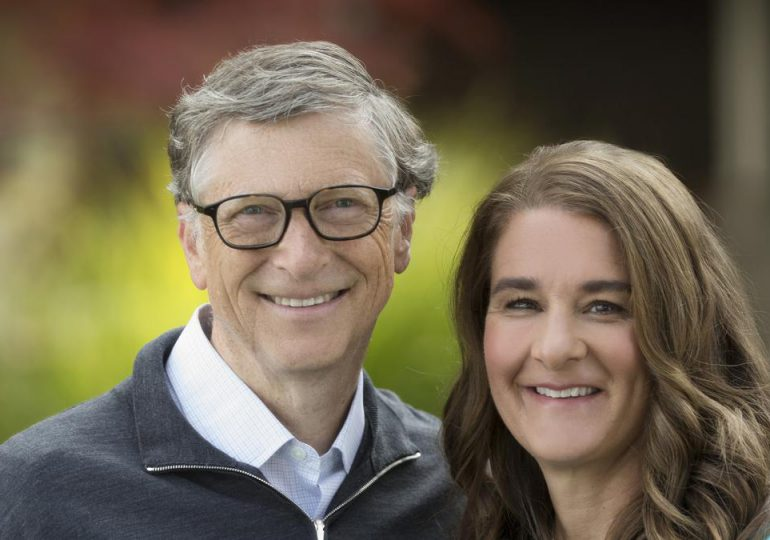 Bill Gates y su esposa Melinda anuncian su divorcio tras 27 años juntos
