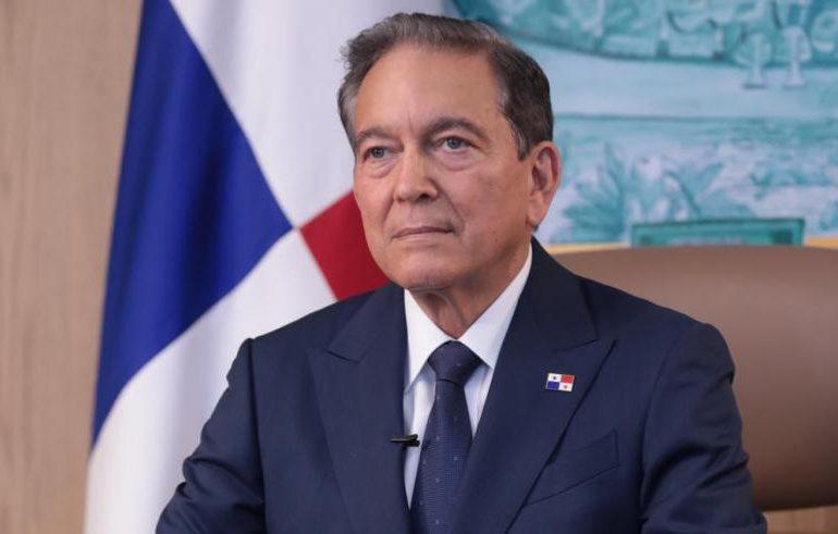 Presidente de Panamá apuesta al 'nearshoring' para impulsar economía pospandemia