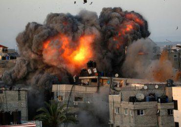 Bombardeos israelíes matan a 42 palestinos en Gaza, bloqueo diplomático en la ONU