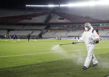 Suspenden fútbol por ola de Covid en Argentina, sede de Copa América