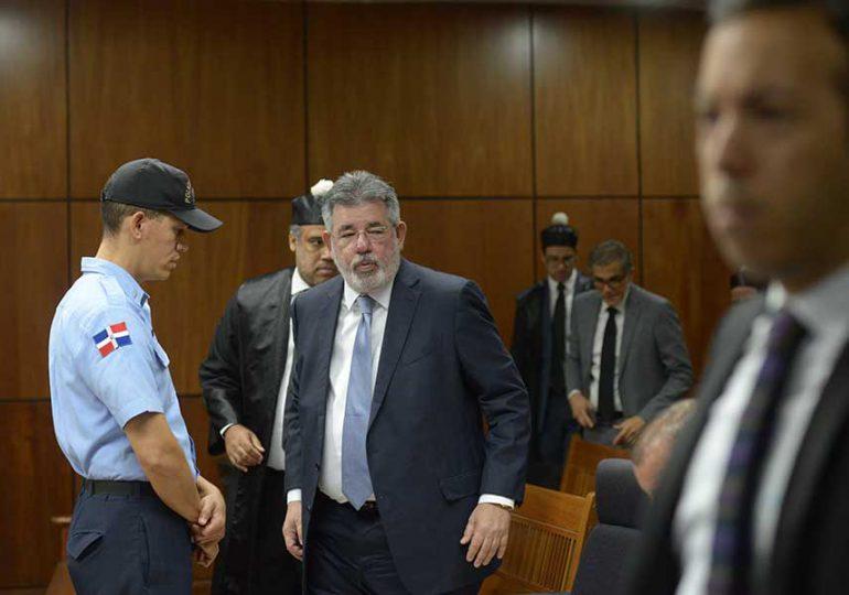 Defensa de Díaz Rúa dice acusación en su contra ''se desinfla''
