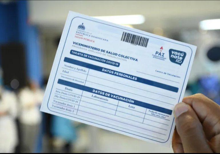 Empresa exigirá tarjeta de vacunación anticovid a empleados y visitantes