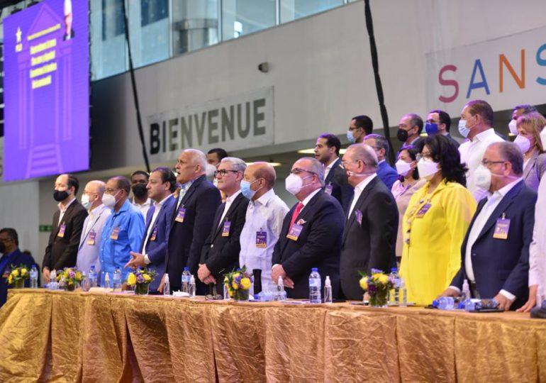 Video   Comité Político es primero en sufragar para elegir titulares de Secretarías del PLD