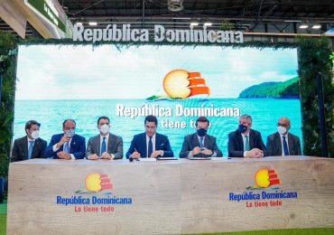 Banreservas anuncia respaldo a convenio de colaboración para Fitur 2022, dedicada a RD