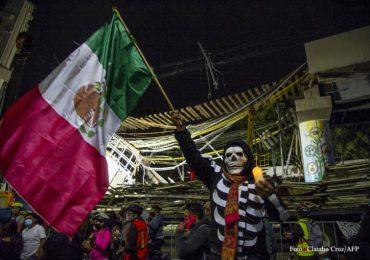 Manifestantes reclaman justicia tras accidente de metro en México, que suma nueva víctima