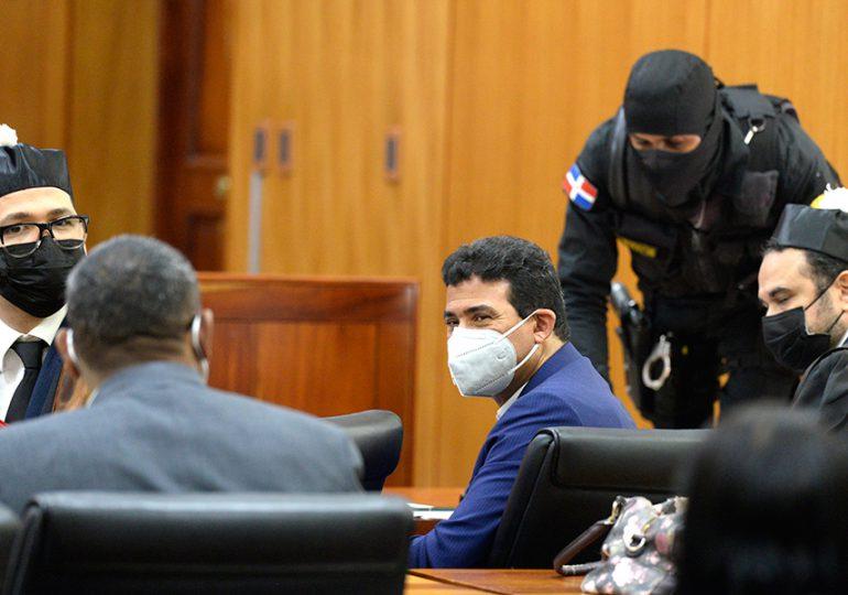 Tribunal notifica al MP resolución dispone envió a prisión a implicados en caso Coral