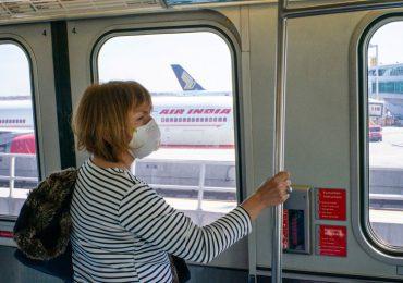 Hasta septiembre será obligatorio el uso de mascarillas en todo el transporte público de los Estados Unidos
