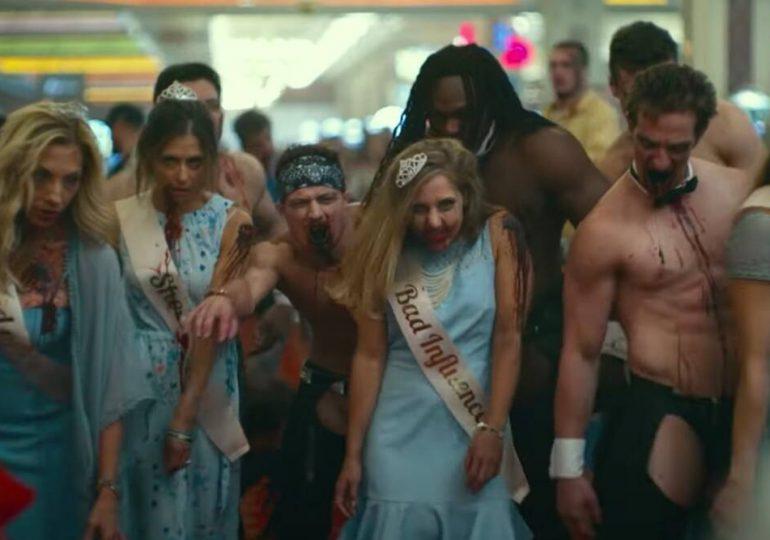 """Los zombis atacan Las Vegas en el film de Zack Snyder """"Army of the Dead"""""""