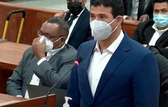 """Defensa de Adán Cáceres asegura la Pepca omite pruebas para justificar supuesta """"lucha anticorrupción"""""""