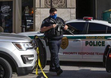 Al menos nueve heridos, tres de ellos graves, en un tiroteo en Rhode Island