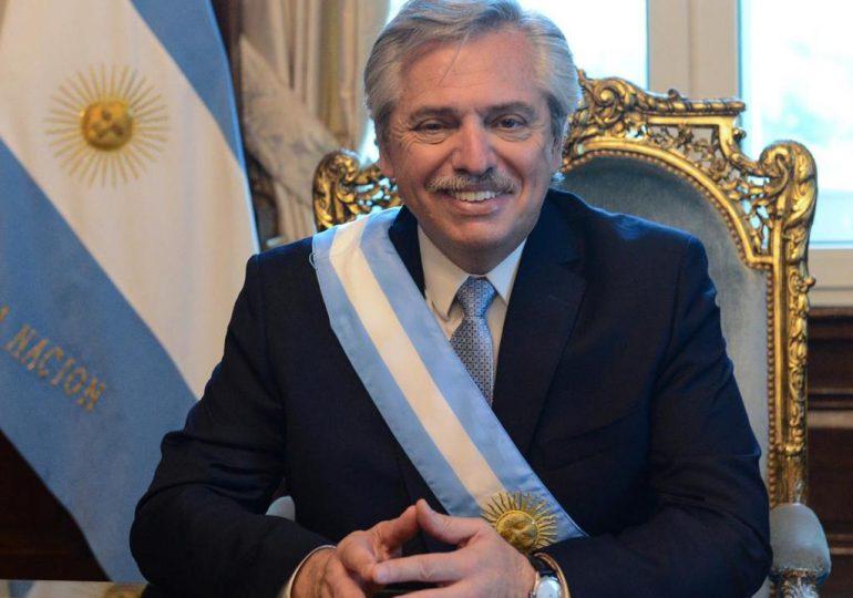 Presidente Alberto Fernández asegura que Argentina está preparada para la Copa América