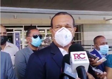 VIDEO | Senador Antonio Marte deposita querella por desaparición de más de RD$17 mil millones del sector transporte