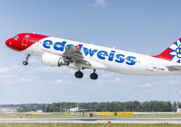 Edelweiss volará a Puerto Plata a partir del 2 de julio