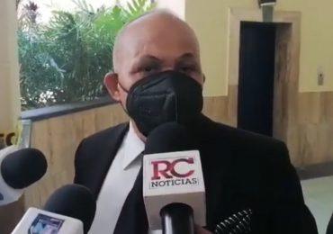 VIDEO | Abogado de Alejandro Girón: la moral fue los que llevó a mi representado a dar las declaraciones de ayer