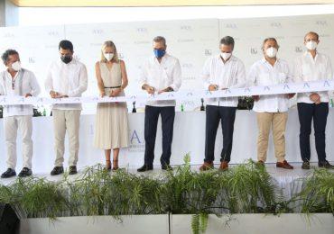 Abinader asiste a inauguración de complejo turístico con inversión de UDS120 millones