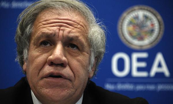 OEA rechaza destitución de jueces de Corte y Fiscal en El Salvador