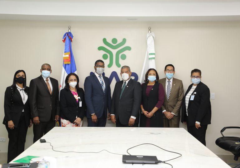 MAP y Cámara de Cuentas inician colaboración de fortalecimiento institucional