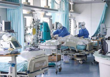 Coronavirus RD | Reportan 858 nuevos casos, dos muertes y 68% ocupación camas UCI