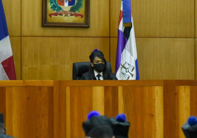 "Corte Penal ratifica magistrada Kenya Romero  en caso ""Operación Coral"""