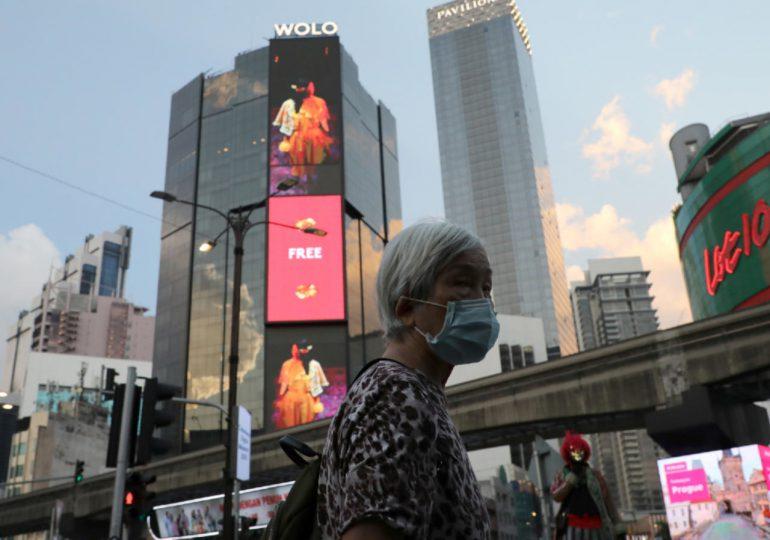 Récord de nuevos casos de covid-19 en Malasia, el sistema de salud desbordado