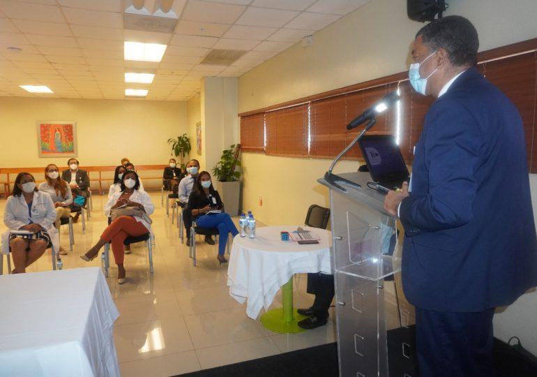 Hospital Materno Dr. Reynaldo Almánzar informa realizó un benchmarking con el Vinicio Calventi