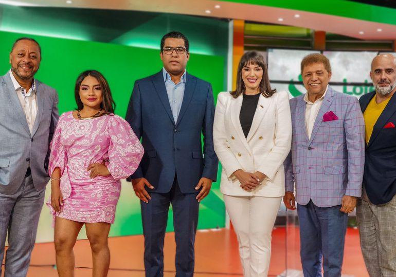 VIDEO | Lotería Nacional moderniza los sorteos y anuncia nuevos presentadores