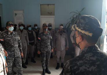PN pide agentes no temer a la reforma policial