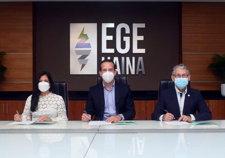 Zona Franca Las Américas y EGE Haina extienden contrato de compra y venta de energía renovable