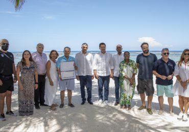 Ministros de Turismo de las Américas realizan recorrido por iniciativas ecológicas y sociales de Fundación Grupo Puntacana