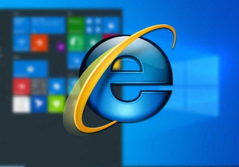 Adiós Internet Explorer, Microsoft Edge es el futuro