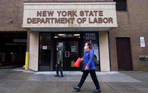 Tasa de desempleo en EEUU sube levemente a 6,1% en abril
