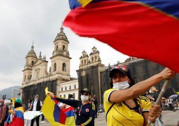 Duque insiste en albergar la Copa América a pesar del estallido social en Colombia
