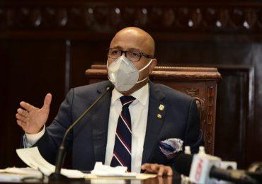 Cámara de Diputados cesará labores administrativas y legislativas ante la alta incidencia del COVID-19