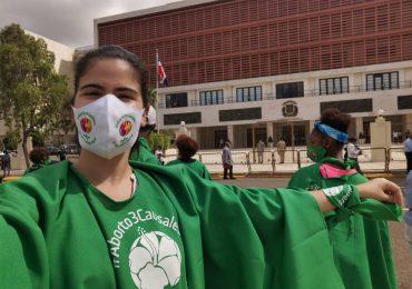 Natalia Mármol, de la Marcha Verde y las causales al gobierno