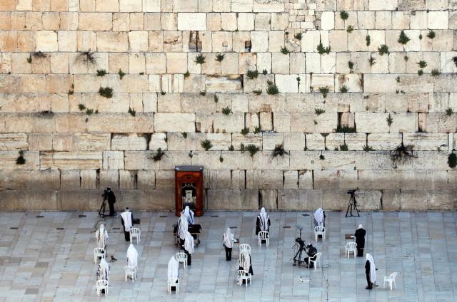 El Muro de los Lamentos es evacuado ante enfrentamientos en Jerusalén