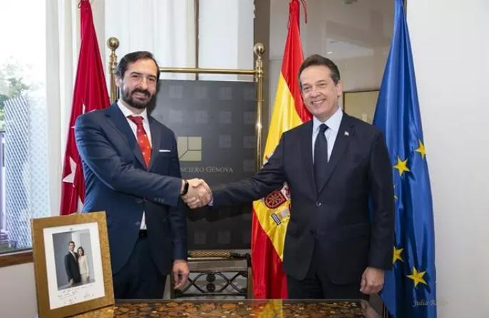 RD se ofrece a España como garantía de inversión en la post pandemia