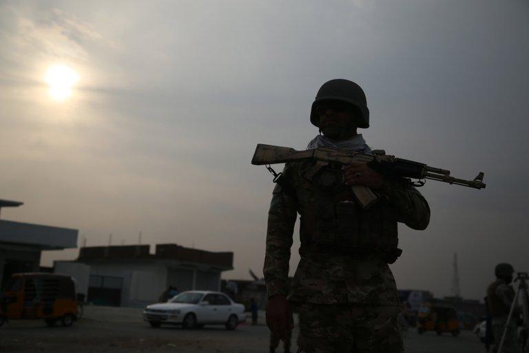 Estados Unidos inició la última fase de su retirada de Afganistán