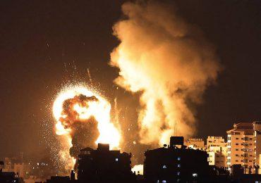 Israel se enfrenta al lanzamiento de cohetes contra su territorio más intenso de su historia