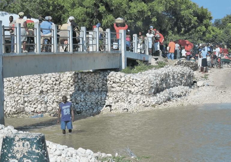 Cancilleres de RD y Haití dialogarán sobre el manejo de río Dabajón el 27 de mayo