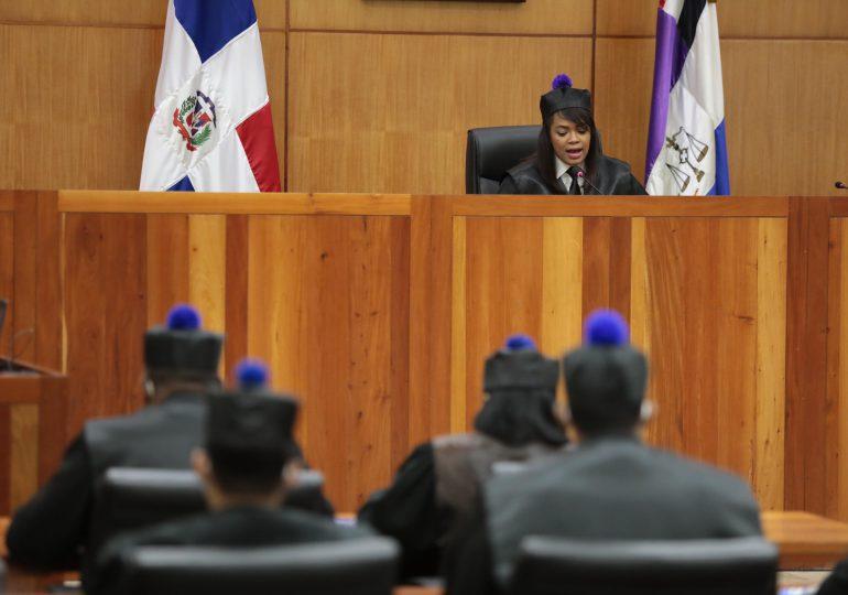 MP notifica a las partes resolución de medida de coerción contra implicados en caso Coral